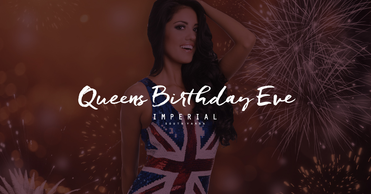 Queen's Birthday Weekend
